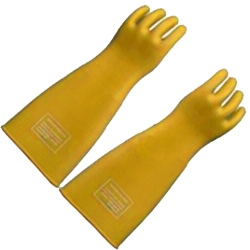 Găng tay cao su cách điện  22 KV