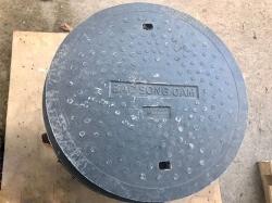 Nắp hố ga bằng vật liệu mới SMC/BMC chịu tải trọng trên 40 tấn